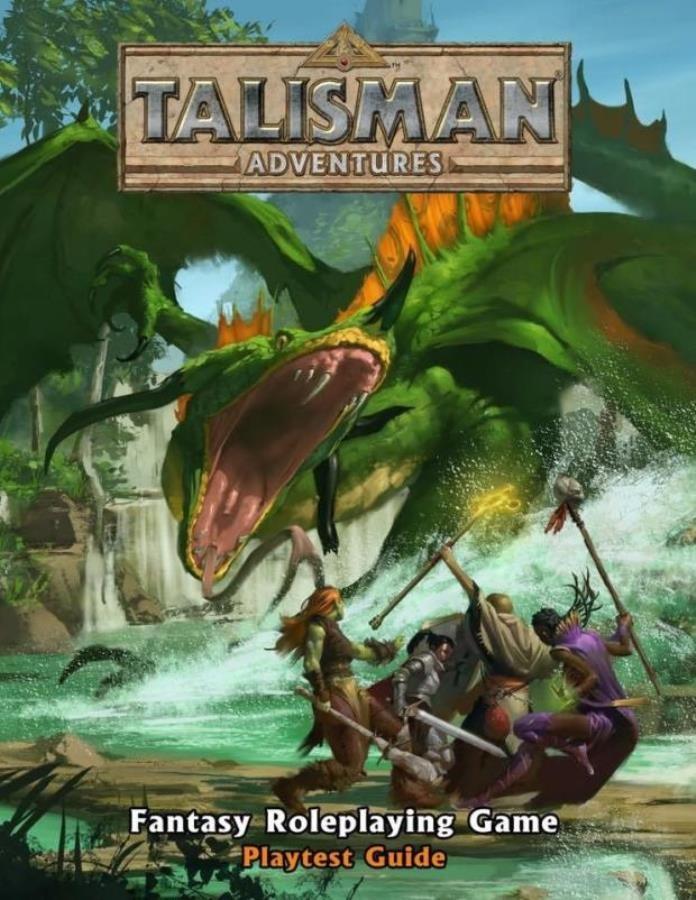 Talisman Banner