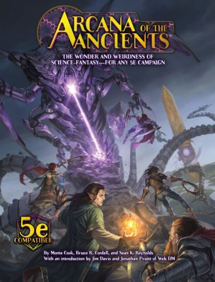 Arcana of the Ancients Cover