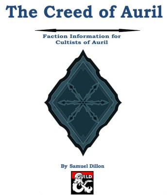 Creed of Auril Cover