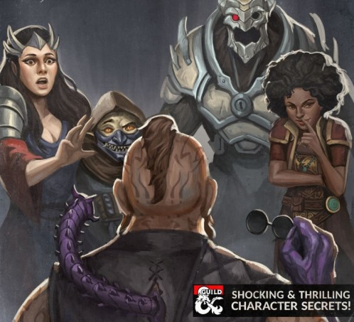 Eberron COnfidential Cover